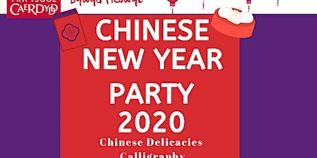 Lunar New Year tickets