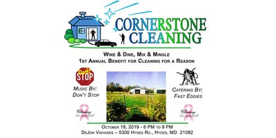1st Annual  Benefit for Cleaning For A Reason