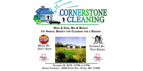 1st Annual  Benefit for Cleaning For A Reason tickets