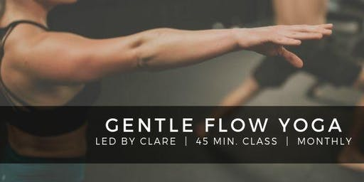 M2M Gentle Flow Yoga