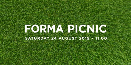 FORMA Picnic tickets