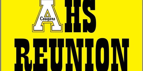 Apex High School REUNITES!  10th Annual Multi-Class Reunion 2019 (1975-1985) tickets