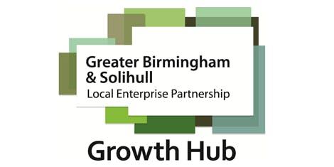 GBSLEP Growth Hub Access to Finance Workshop