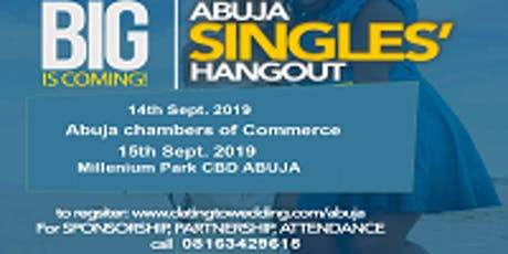 ABUJA SINGLES HANG OUT tickets