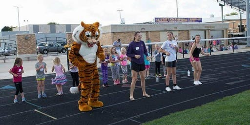 Little Tiger Cheer Camp (Fall) for K-6th Grade