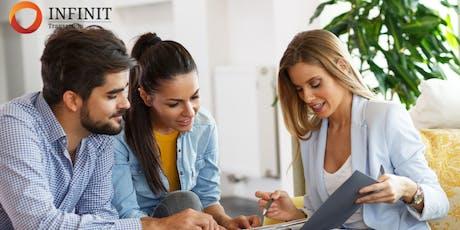 AFTERWORK - INFINIT IMMO CLASS / Recrutement Conseillers Immobilier billets
