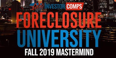 InvestorComps - Foreclosure University Mastermind