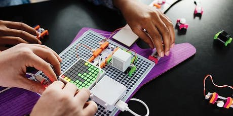 LittleBits, Coding, and Engineering Design! (Grades 3-6) tickets
