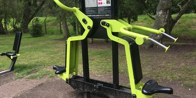 Weekly pop-up fitness at Homestead Park