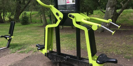 Weekly pop-up fitness at Homestead Park tickets