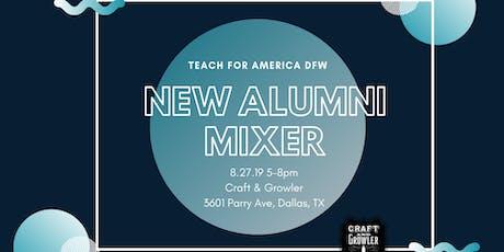 TFA DFW New Alumni Mixer tickets