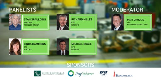 Houston Manufacturing Panel: Industry Insights You Can Use Tomorrow