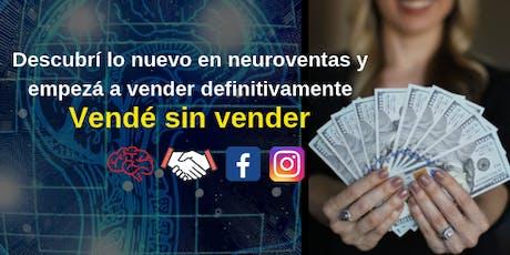 Curso Práctico de Neuroventas en Alta Gracia tickets