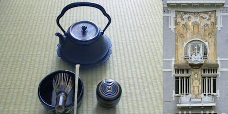 Cérémonie du thé japonaise avec visite de la Maison Cauchie (en Français) tickets