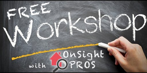 OnSight PROS - Property Management Condition Reports Lunch & Learn