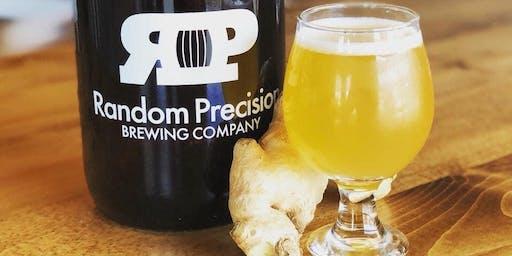 Pound® & POUR with Random Precision Brewing