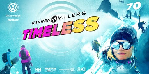 "Warren Miller's ""Timeless"" Film Screening Event"