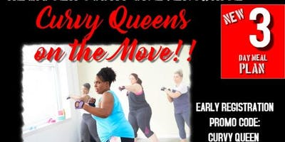 The CURVY Movement - 3 Day Boxing Boot Camp for Curvy Queens