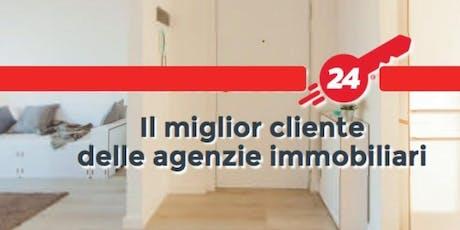 Acquisire e Vendere immobili come mai prima - Riqualificazione immobiliare! tickets