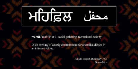 Mehfil- a cultural evening in London. Debuting the book 54 Punjabi Proverbs tickets