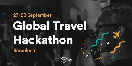 Global Travel Hackathon Barcelona Edition  tickets