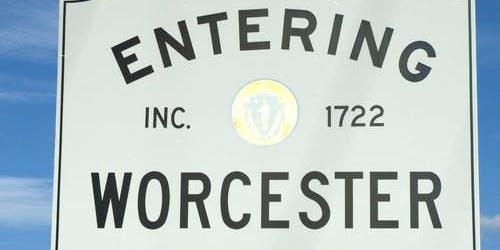 Walking Tour of Worcester