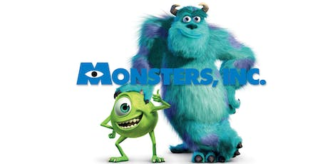 "Movie Night at Tiedemann Park featuring ""Monsters, Inc."" tickets"