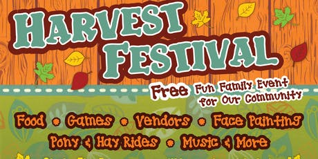 October Harvest Festival tickets