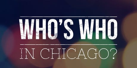 Who's Who In Chicago?  tickets