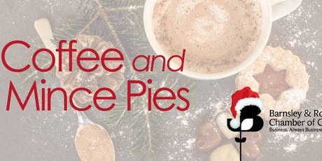 Business Coffee and Mince Pies Social tickets