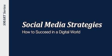 Social Media Strategies tickets