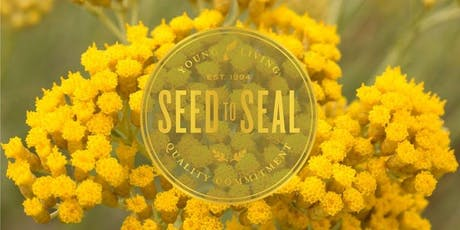 Helichrysum Seed to Seal Experience tickets
