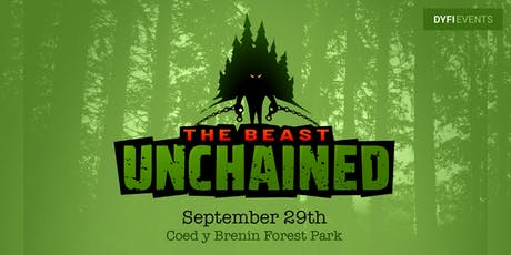 The Beast Unchained 2019 - Coed y Brenin tickets