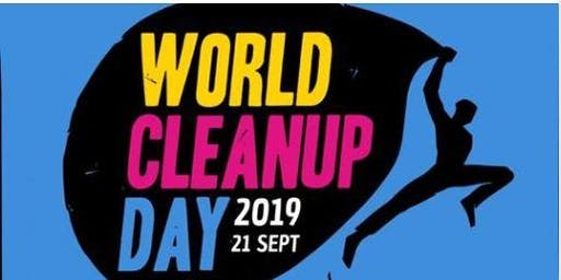 World Clean up Day Lets Do It!