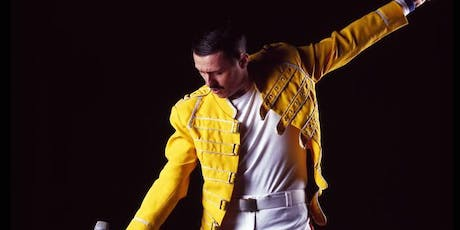 Live Music - Freddie Mercury Tribute Show tickets