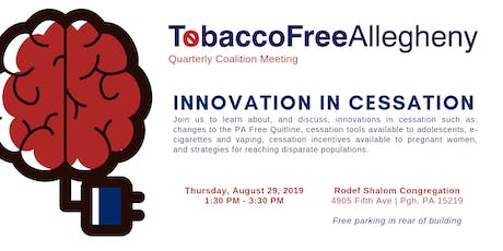 Innovation in Cessation tickets