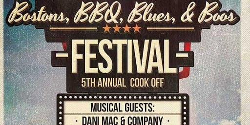 Bostons, BBQ, Blues and Boos Festival