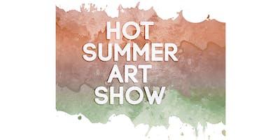 Hot Summer Art Show