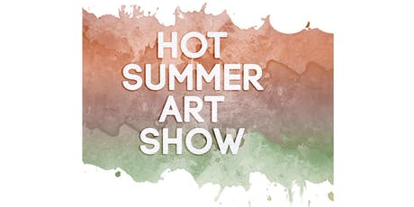 Hot Summer Art Show tickets