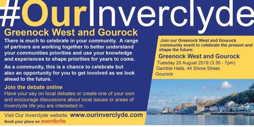 Greenock West & Gourock Locality Event