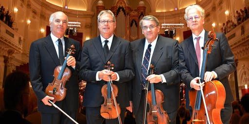 Fine Arts Quartet: Celebrity Recital in association with the London Chamber Music Society