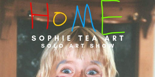 HOME - Sophie Tea Manchester Solo Exhibition