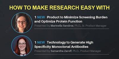 GenScript Lunch & Learn Seminar