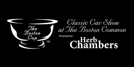 The Boston Cup tickets