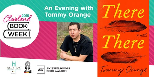 An Evening with Tommy Orange: Cleveland Book Week