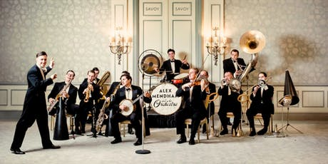 Tune into the Twenties with Alex Mendham and his Orchestra tickets
