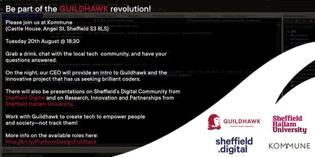Be part of the GUILDHAWK revolution! tickets