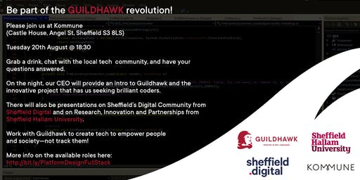 Be part of the GUILDHAWK revolution!