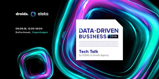 DATA-DRIVEN BUSINESS 2019
