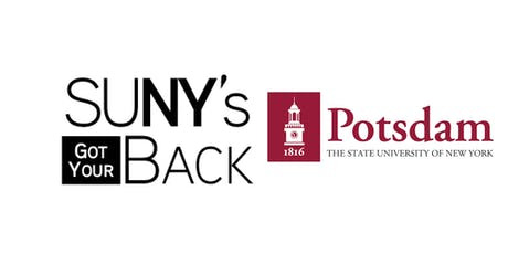 SUNY's Got Your Back at Potsdam  tickets